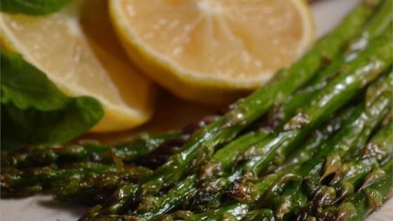 Photo of Lemon Asparagus by Emily