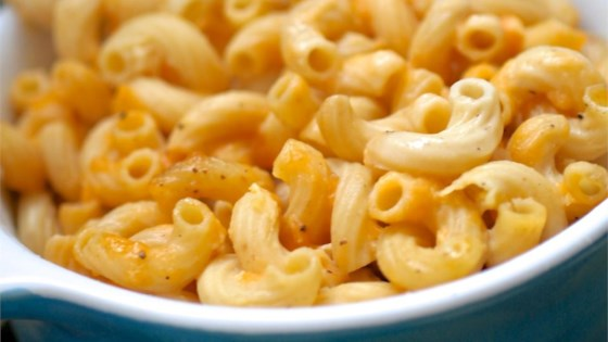 Photo of Baked Macaroni and Cheese by Meredith