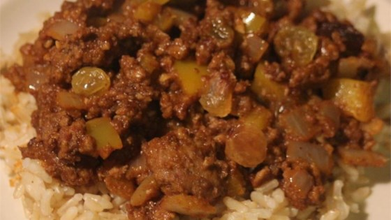 Photo of Classic Cuban-Style Picadillo by Amalloch
