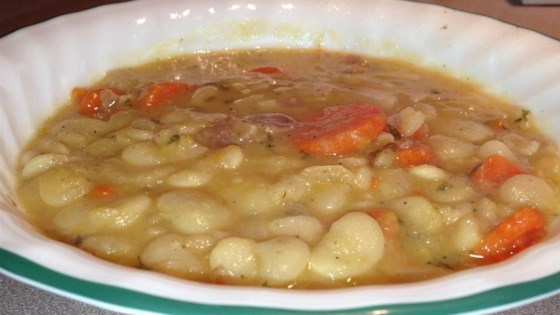 Photo of Dad's Lima Bean Soup with Ham Bone by Sharon