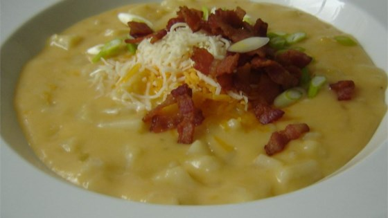 Photo of Potato Cheese Soup by Marilyn Johnson