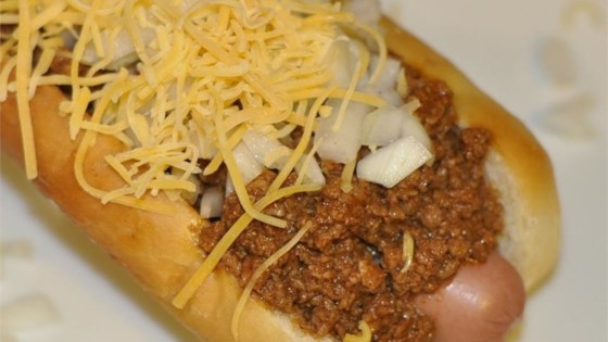 Photo of Port Huron-Style Coney Sauce by Sarah Travis Stacey