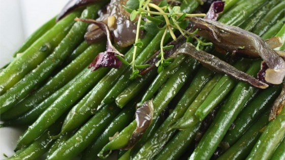 Photo of Haricots Verts Lyonnaise by Terri Pringle