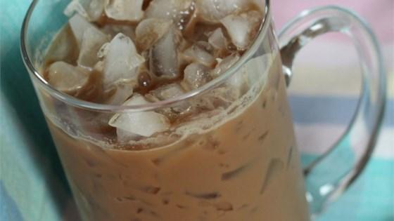 Iced Mocha Cola