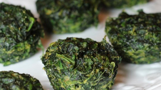 Photo of Bear's Spinach Muffins by marvelous melo