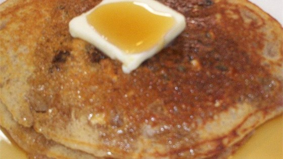 Photo of Oatmeal Cookie Pancakes by JERSEYDEVIL43