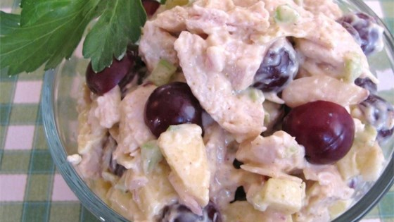 Photo of Sonny's Waldorf Turkey Salad by SKYBLUE1963