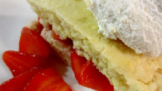 Photo of Old Fashioned Strawberry Shortcake by MALIA2