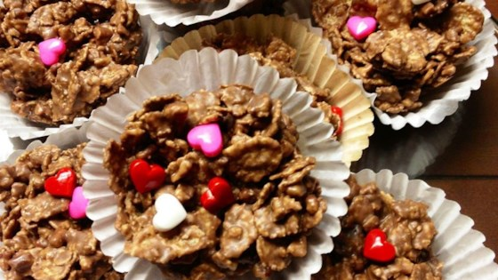 Photo of Peanut Clusters Chocolate Cookie by Tina Verhagen