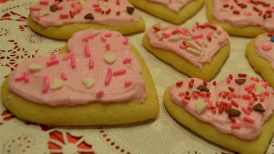Photo of Mrs. Schaller's Sugar Cookies by RICK MEDLA