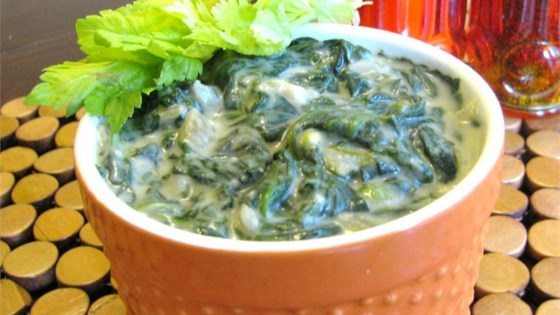 Photo of Creamy Spinach Casserole by MARBALET