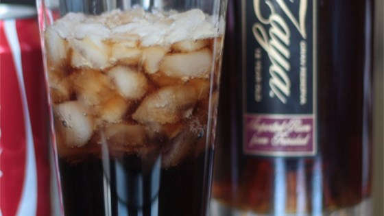 Photo of Cuba Libre Cocktail by Allrecipes