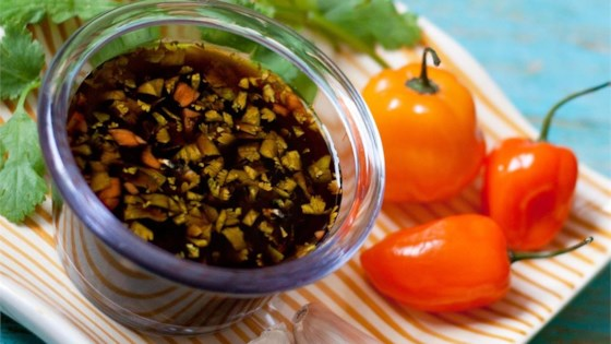 Photo of Spicy Habanero Dipping Sauce by Chris Breese