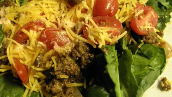 Photo of Paleo Taco Salad by Chris Denzer