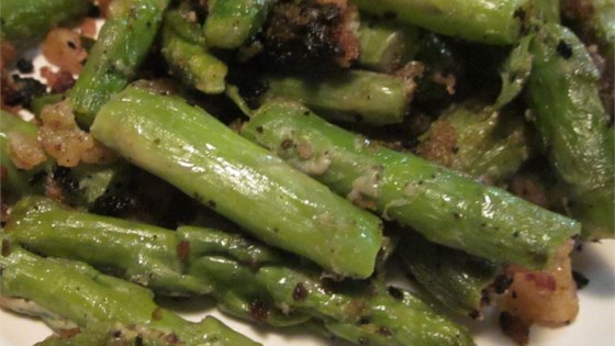 Photo of Fried Asparagus by April Ashley Ann Willison