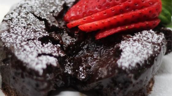 Chef John S Chocolate Lava Cake Recipe Allrecipes Com