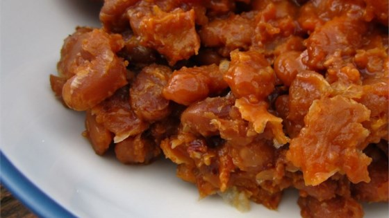 Photo of Slow Cooker Baked Beans by creamcheese5