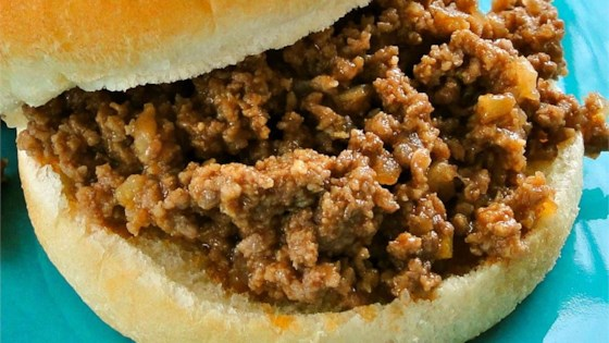 Photo of Tonya's Terrific Sloppy Joes by Steve McCumber