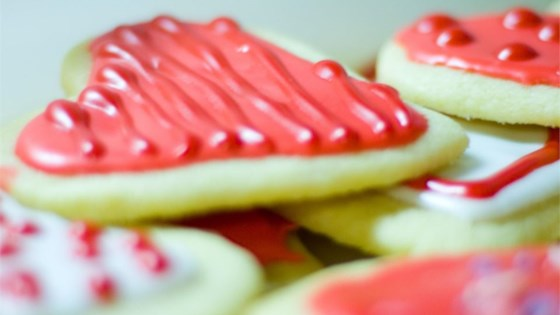 Photo of Healthier Sugar Cookie Icing by MakeItHealthy