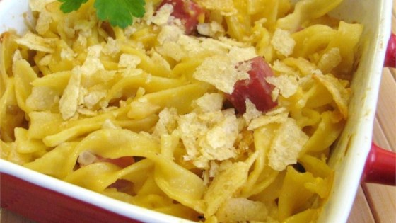 Photo of Grandma's Creamy Ham Casserole  by lwelsh