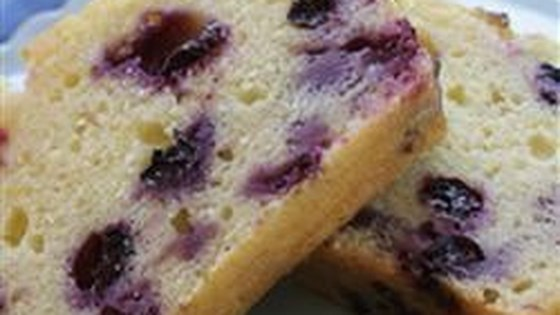 Photo of Blueberry Lemon Bread by Jessica