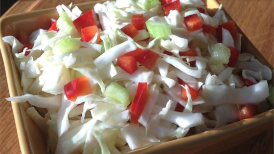 Photo of Bell Pepper-Cabbage Salad by Ralph