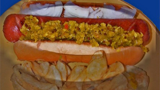 Photo of Hot Dog Relish by Gloria