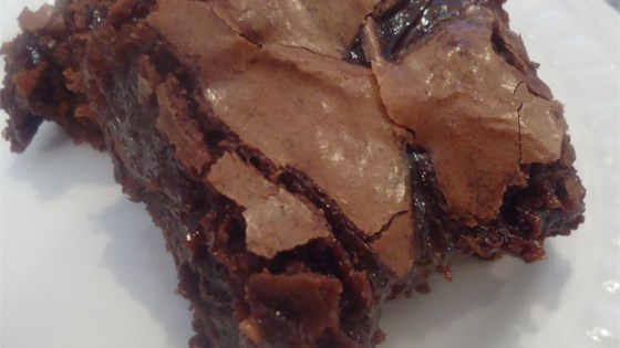 Photo of Easy Chocolate-Apricot Brownies by Bringhomethebakin'