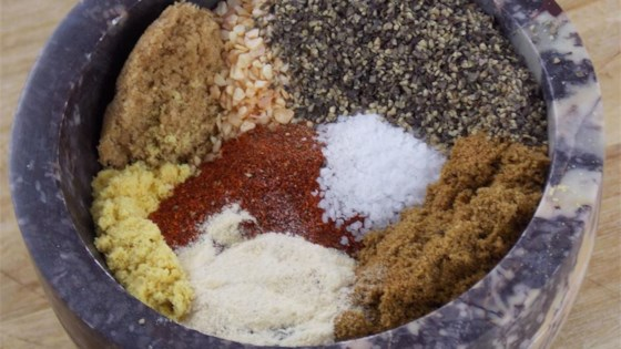 recipe: dry spice rub for beer can chicken [34]