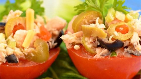 Mayonnaise-Free Tuna Salad