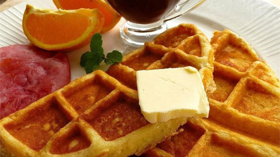 Photo of Malted Milk Waffles by sal