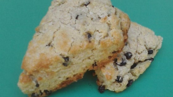 Photo of Quick Currant Scones by www.funfamilydinners.com