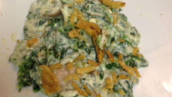 Photo of Spinach Casserole by JASON30