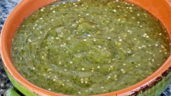 Photo of Summertime Salsa Verde by lisa