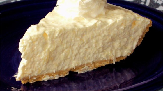 Photo of Jim's Pineapple Cheese Pie by James R. Bray Sr.
