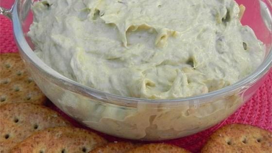 Mom's Creamy Asparagus Spread