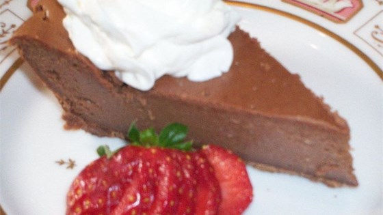 Photo of Chocolate Lovers Cheesecake by BRENDAPAYTON