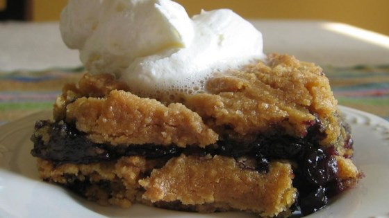 Photo of Blueberry Dump Cake by Debbie