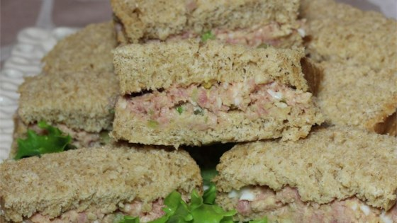 Photo of Ham and Egg Salad Sandwich Spread by JennyB