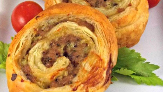 Photo of Sausage Pinwheels by SUSIE-Q