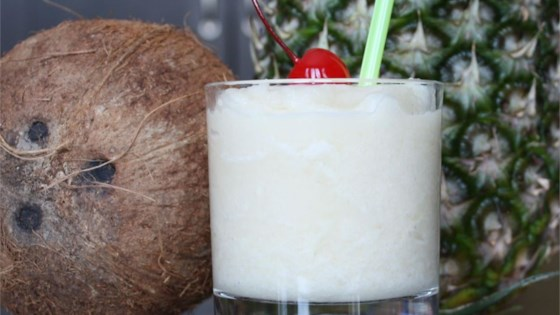 Photo of Pina Colada Cocktail by Allrecipes