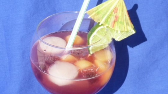 Photo of Exotic Fruit Drink by Blair