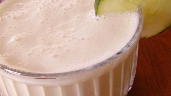 Refreshing Cucumber Soup