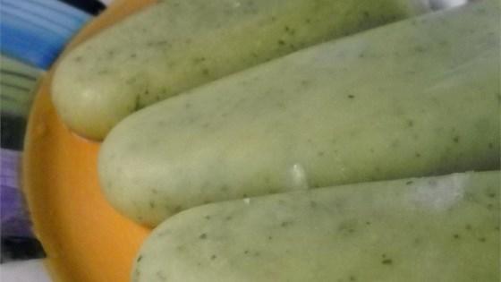 Photo of Avocado Ice Pops by LCCB