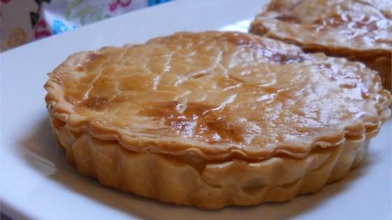 Mom's Two-Crust Potato Pie