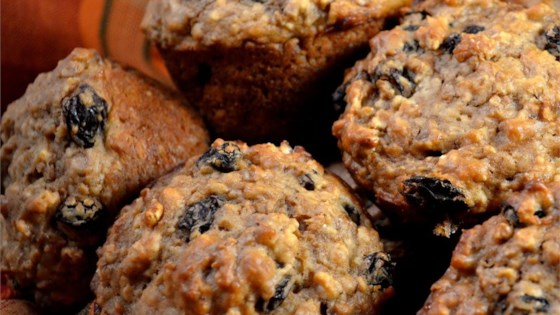 Photo of Caramelized Oatmeal Raisin Muffins by Chantal Pare
