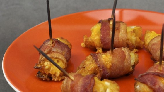 Photo of Bacon-Wrapped Tater Tots® by pinklady