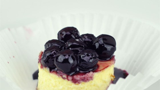 Photo of Mini Cherry Cheesecakes by nasingelyn