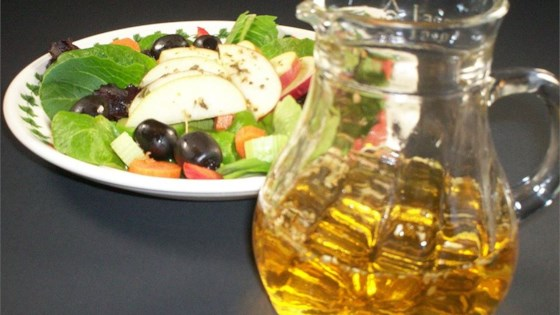 Photo of Oil-Free Apple Herb Salad Dressing by Linda Grein