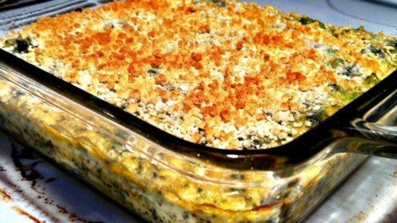Photo of Creamy Broccoli and Cheese Casserole by CHRISSY668